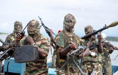 MEND Rebels (Photo credit : PIUS UTOMI EKPEI/AFP/Getty Images)
